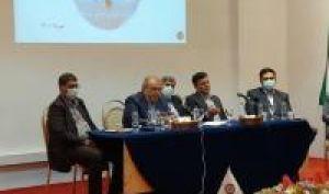 بازدید مدیران ارشد بانک ایران زمین از مدیریت منطقه آذربایجان