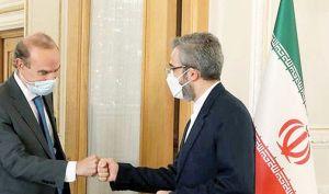 سخنگوی وزارت خارجه: جلسه در بروکسل صرفا برای ادامه گفتگوها با انریکه مورا است