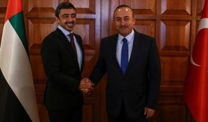 خیز امارات و ترکیه برای تقویت همکاری های اقتصادی
