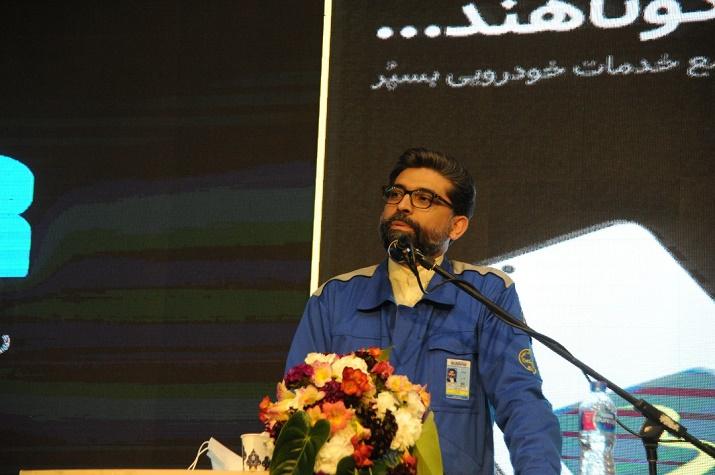 مدیر عامل ایران خودرو: افزایش ۲۵ درصدی تولید در سال آینده رقم می خورد