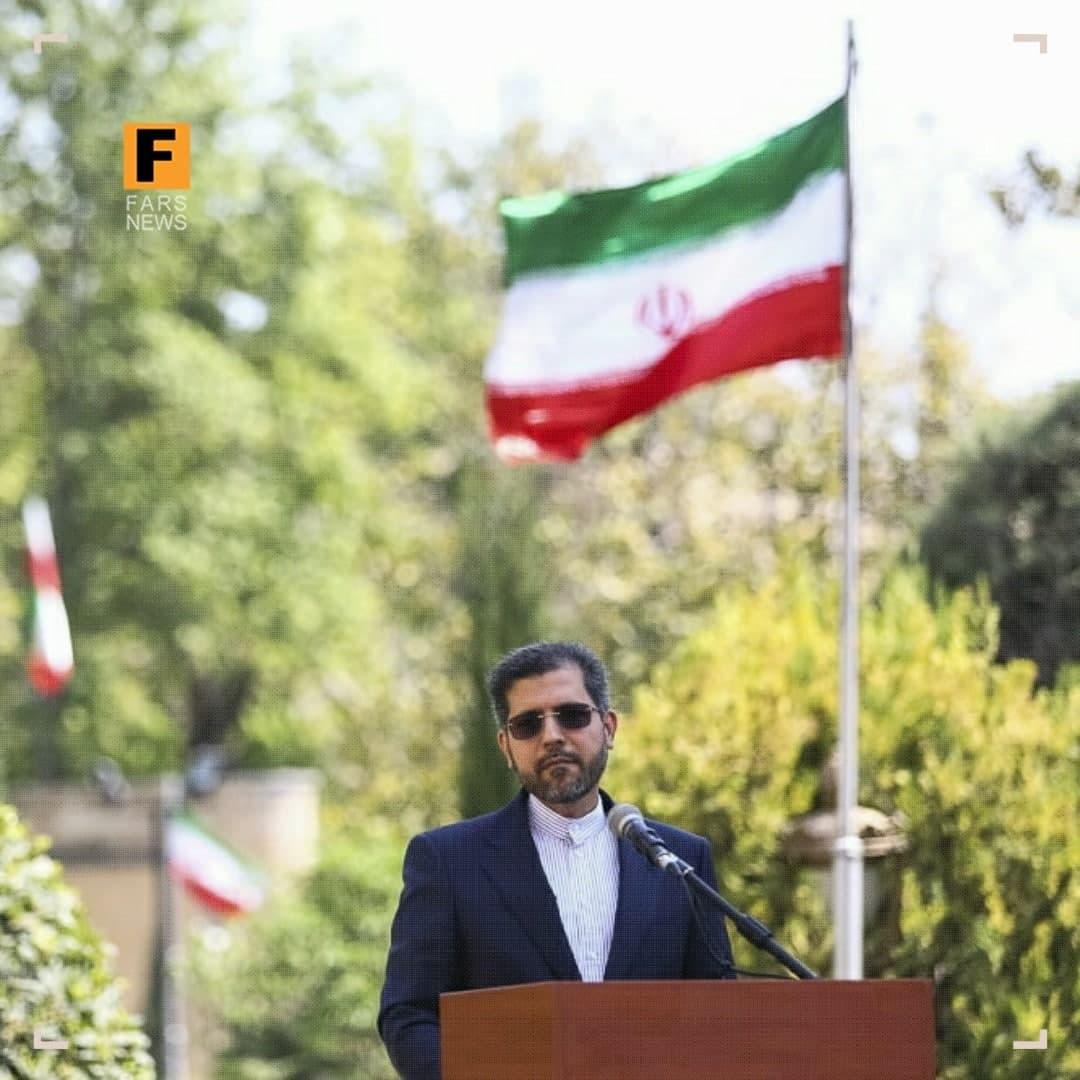 سخنگوی وزارت خارجه: ایران گفت و گوهای جامع با اروپا را تعلیق می کند
