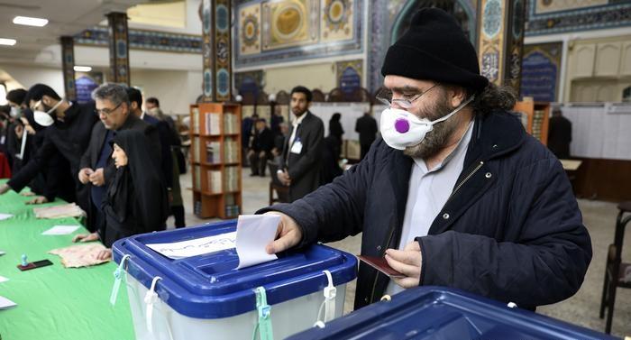 ۵۹.۳ میلیون نفر واجد شرایط رای دادن هستند