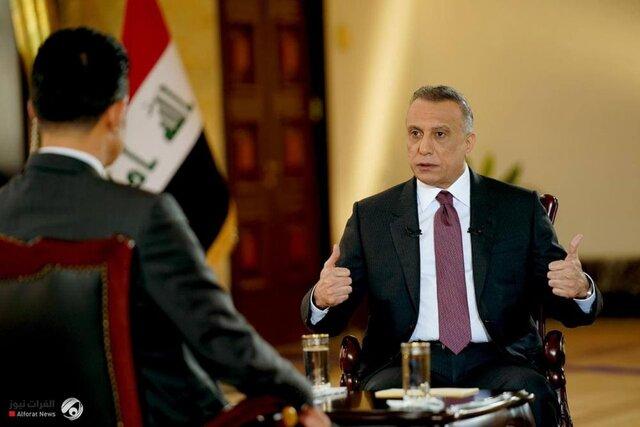 الکاظمی: روابط بسیار خوبی با ابراهیم رئیسی داریم/ در زمان مناسب به تهران سفر میکنم