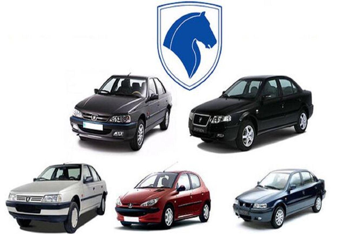 فروش بالغ بر ۶ هزار میلیارد تومانی ایران خودرو در تیرماه