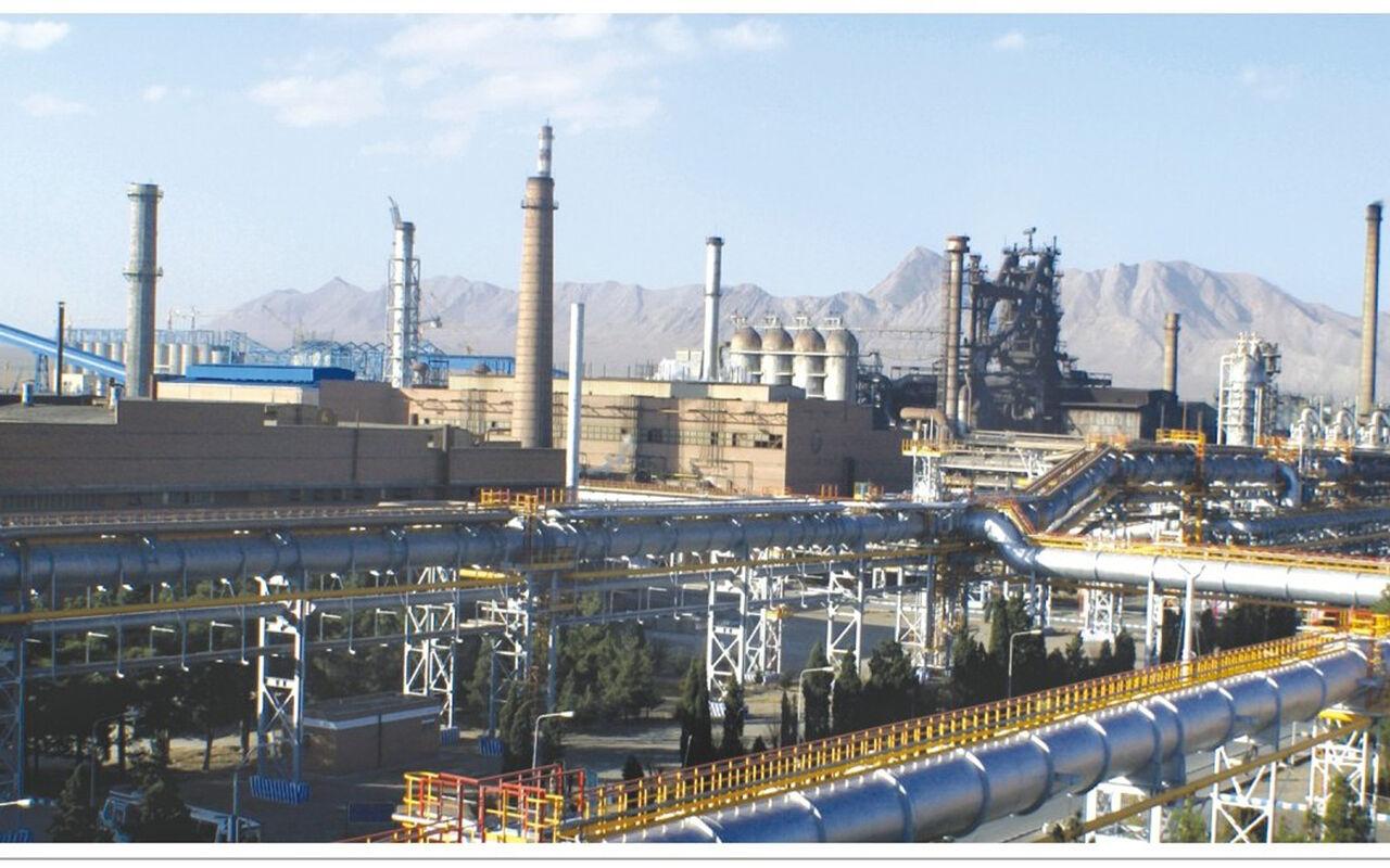 رشد ١١٧ درصدی فروش ذوب آهن در ۴ ماهه