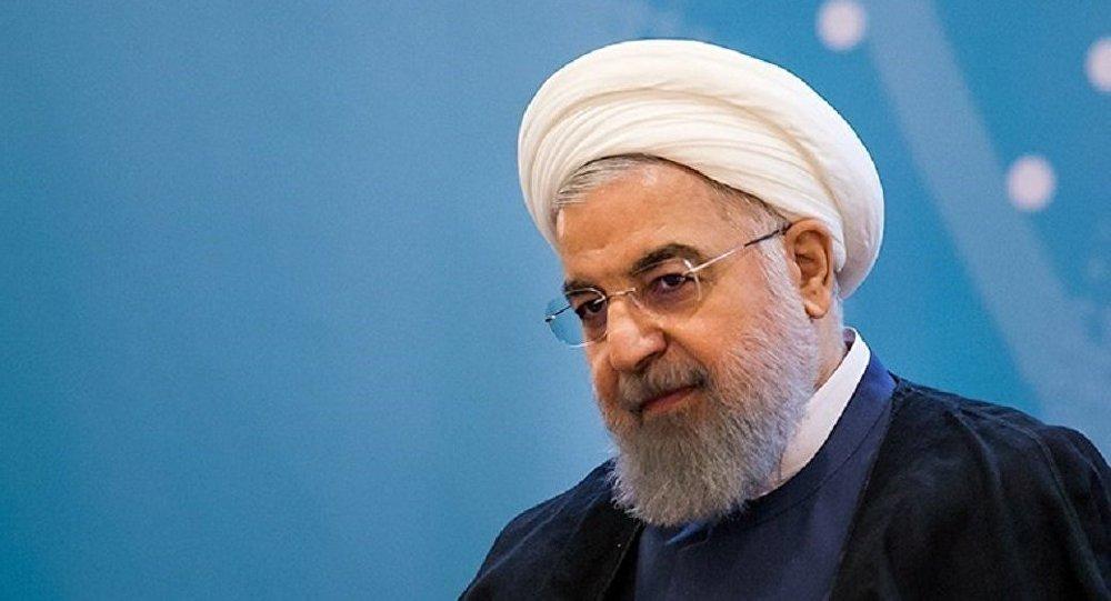 روحانی: کارهای زیادی دلم می خواست، انجام دهم اما نشد