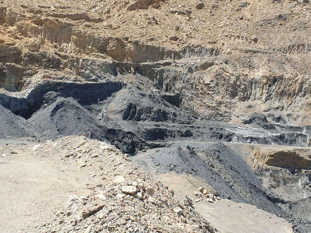 پویا زرکان آق دره از کشف یک معدن خبر داد