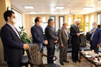 تقدیر از خدمات بانک ایران زمین در راستای تولید واکسن کرونای کوبرکت