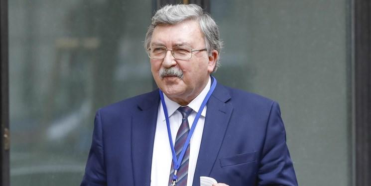 اولیانوف: برجام باید به شکل اولیه احیا شود؛ رسیدن به یک توافق جدید با ایران غیرممکن است