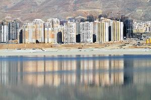 فروش نوساز در تهران نصف شد