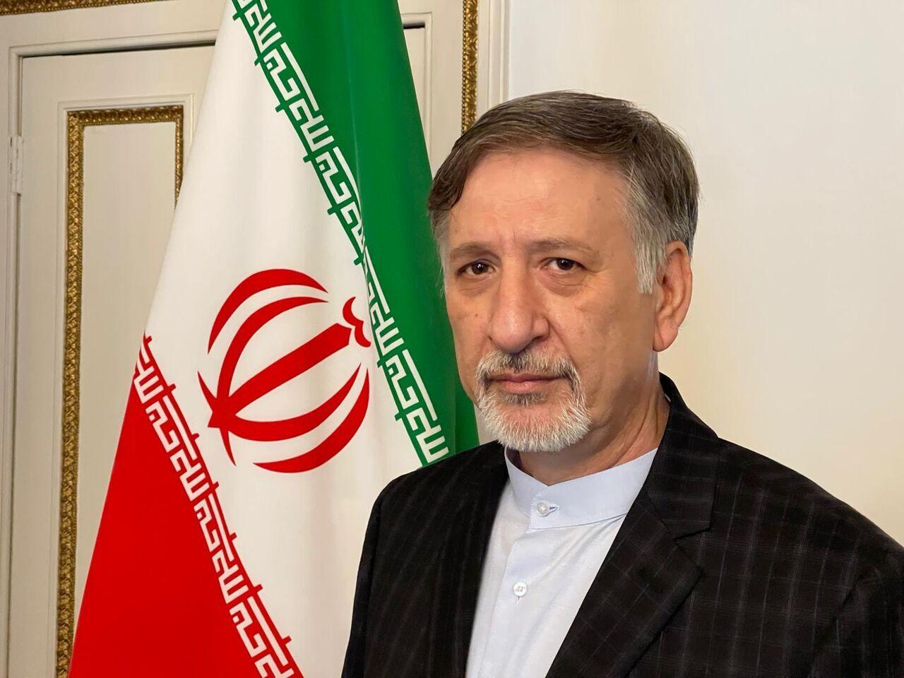 سفیر ایران در انگلیس: به آمریکا اعتماد نداریم؛ تحریمها باید در عمل برداشته شود