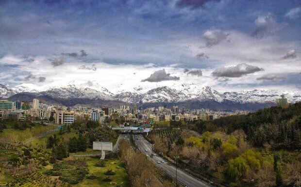 تهران خنک می شود