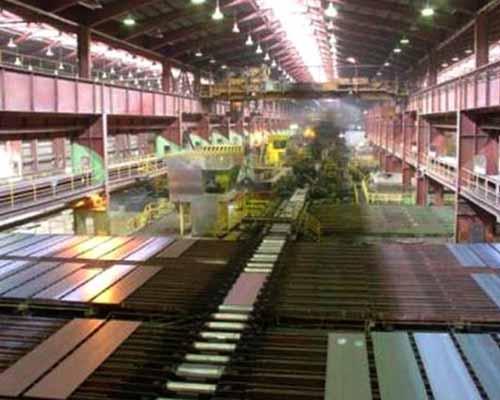 فروش ۶ماهه فولاد کاویان به ١٨٠٧ میلیارد تومان رسید