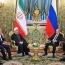 دیدار روسای جمهوری اسلامی ایران و روسیه به روایت تصاویر