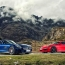 دوئل پورشه ۹۱۱ و مرسدس AMG-GT +عکس