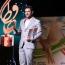 هفدهمین جشن حافظ شب گذشته در غیاب علی معلم و با اجرای مهران مدیری برگزار شد