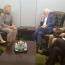 دیدار فدریکا موگرینی با ظریف در سازمان ملل / موگرینی: اتحادیه اروپا به برجام متعهد خواهد بود