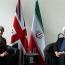 روحانی در دیدار با نخست وزیر انگلیس: ایران آماده روابط با انگلستان در همه عرصه هاست / ترزا می: برجام از نظر لندن توافق بسیار مهمی است؛ باید ادامه پیدا کند