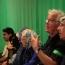 سیاهپوشی مردان و زنان خارجی در عزای سرور و سالار شهیدان (تصاویر)