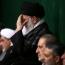 برگزاری مراسم عزاداری شب عاشورای حسینی (ع) در حضور رهبر معظم انقلاب