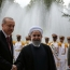 استقبال رسمی روحانی از اردوغان در کاخ سعدآباد، امروز چهارشنبه ١٢ مهر... (تصاویر)