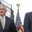 وزیر خارجه آمریکا: ترامپ سپاه را یک سازمان تروریستی اعلام نمی کند / نمی توانیم، نهادی را که عملا ارتش یک کشور است،  تروریستی بدانیم