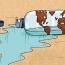 کم آبی را شوخی نگیرید ؛ شاید بحران آب به فاجعه تبدیل شود!