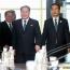 دیدار هیات های دیپلماتیک عالی رتبه دو کشور کره شمالی و کره جنوبی
