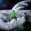 زندگی در فضا به خاطر یک مشت دلار!