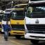 استارت طرح نوسازی ناوگان حمل و نقل جاده ای در سایپا با حضور وزیر صنعت