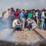 ادامه اعتراضات کارگران شرکت هپکو در راه آهن!
