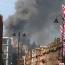 آتش سوزی در هتل اورینتال لندن