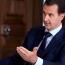 بشار اسد: عربستان سعودی پیشنهاد قطع رابطه تهران - دمشق را ارایه کرد