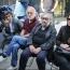 سلبریتی ها در مراسم تشییع پیکر عزت الله انتظامی
