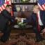 اظهارات جدید ترامپ درباره رهبر کره شمالی: دوستش دارم، اون هم منو دوست داره!