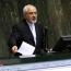 ظریف: در برابر هیچ پرچمی به جز پرچم ایران تعظیم نمیکنم / کنوانسیون خزر برای تصویب به مجلس ارائه میشود