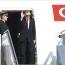 اردوغان در راه تهران