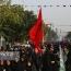 پیاده روی جا ماندگان اربعین حسینی در تهران