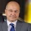 رییس جمهور عراق: نباید از تحریمهای ایران ضرر کنیم / میانجی ایران و آمریکا نیستیم