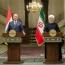 روحانی: روابط تجاری ایران و عراق ۲۰میلیارد دلار می شود