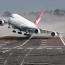 تصادف خودرو با هواپیما در فرودگاه مهرآباد
