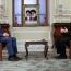 لاریجانی در گفتوگو با المیادین: اسرائیل اگر جرات دارد، ایران را بزند/ آمریکا به ایران حمله کند، ویلچری میشود