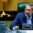 لاریجانی در صحن علنی مجلس اعلام کرد؛ دستور ویژه رهبری برای سهم صندوق توسعه از منابع حاصل از صادرات نفت