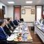 بازدید عضو هیات مدیره بانک ملت از شرکت نفت و گاز سیه فام (تصاویر)