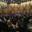 تاصیکو یک مجمع آرام و بدون تنش را به نمایش گذاشت