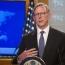 برایان هوک: از ایران بپرسید که خطر درگیری وجود دارد یا نه