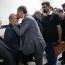 مراسم یادبود مرحوم مهدی شادمانی خبرنگار با سابقه ورزشی (تصاویر)