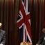 نخست وزیر انگلیس، روحانی را به لندن دعوت کرد