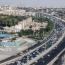 ترافیک عادی و روان در تهران