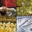 مقایسه بازارهای بورس، طلا و ارز در هفته نخست تیر ماه